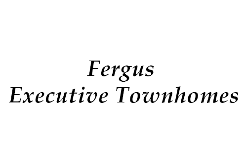 Fergus Executive Townhomes